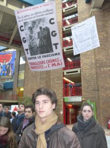 CGT Hall des fédérations