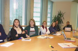 CGT groupe sur le travail